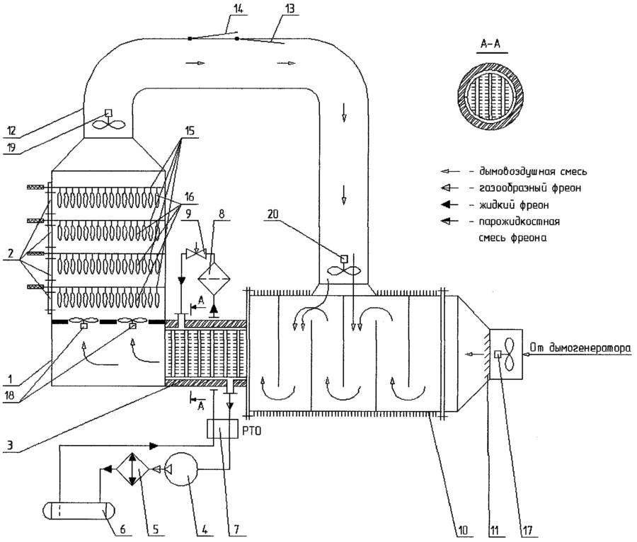 Дымогенератор холодного копчения своими руками чертежи и фото 693